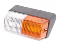 Lampa zespolona przód metal T25 Ruski WLADIMIREC ORYGINAŁ