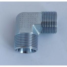 Złącze redukcja hydrauliczna BB22x22 kątowe