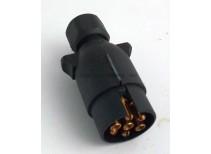 Wtyczka Elektryczna 7-pin plastikowa