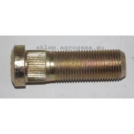 Śruba koła przyczepy D47 D50 M18 x 63 mm