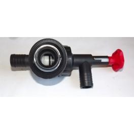 Zawór spustowy filtra opryskiwacza fi 25mm