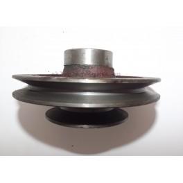 Koło pasowe wału korbowego Ursus C 330 42031020