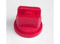 Rozpylacz szczelinowy opryskiwacza czerwony 0.4 LECHLER