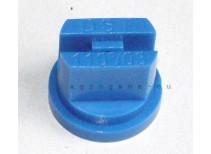 Rozpylacz szczelinowy opryskiwacza niebieski 0.3