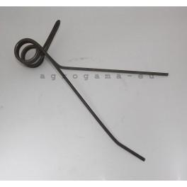 Lejek siewnika spiralny metalowy