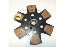 Tarcza sprzęgła I st.ceramiczna 72011175 ZETOR