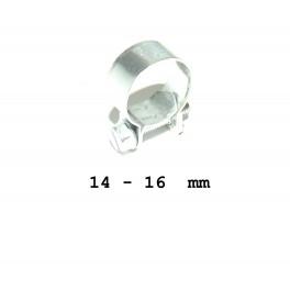 Opaska zaciskowa mini 14 - 16mm