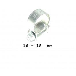 Opaska zaciskowa mini 16 - 18mm