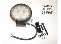 Lampa Halogenowa LED ledowa szperacz