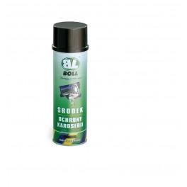 Środek ochrony karoserii spray 500ml baranek czarny BOLL