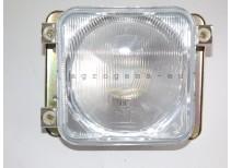 Reflektor lampa przednia kwadratowy ZETOR