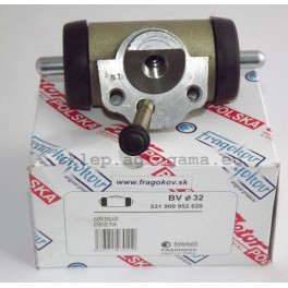 Cylinderek hamulcowy C 4011 C 360 360 3P czeski 5052620