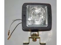 Lampa Halogenowa Robocza kwadratowa  H3