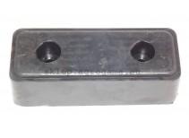 Odbój resor gumowy zderzak uniwersalny 190x75x55